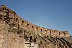 Curve of Coliseum Stock Photo