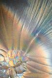 Curve di Crystallic Fotografia Stock
