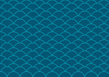 Curve pattern Stock Images