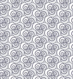 Curve pattern. Vector seamless patterns. Endless texture can be used for wallpaper, pattern fills, web page background,surface textures Royalty Free Stock Photo