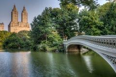 Curve a ponte Imagem de Stock Royalty Free