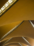 Curve roof Royalty Free Stock Photography