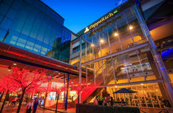 The Curve shopping mall Damansara Royalty Free Stock Photo