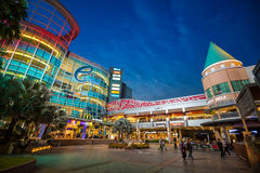 The Curve shopping mall Damansara Stock Photo