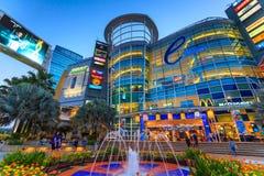 The Curve shopping mall Damansara Stock Photos
