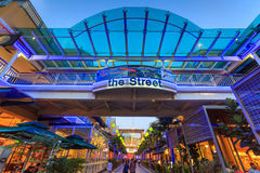 The Curve shopping mall Damansara Royalty Free Stock Photo
