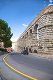 Curve street aqueduct Stock Image