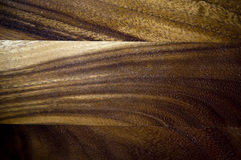 Curve texture wood. Curve of texture wooden tray Stock Photos