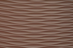 Curved abstract design Royalty Free Stock Photos