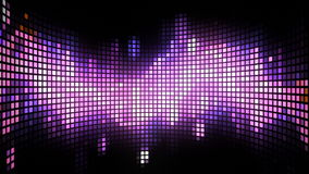 Curved Dance Light Box Background Royalty Free Stock Photo