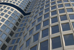 Curved Modern Architecture Royalty Free Stock Photography
