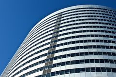 Curved Office Building Stock Photos