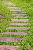 Curved Path Stock Photography