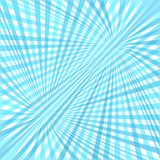 Curved burst background - vector graphic design from swirling rays in light blue tones. Curved ray burst background - vector graphic design from swirling rays in Stock Photo
