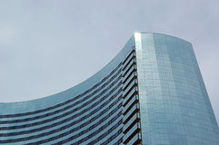 Curved skyscraper  Stock Photos