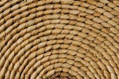 Curved texture pattern. Natural circular texture, Handmade with beautiful design Stock Photo