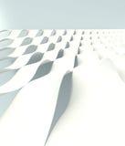 Curved Waves stock illustration