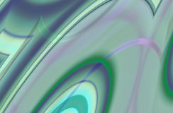Curves. Abstract background 1 royalty free illustration