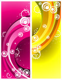 Curves abstract vector Royalty Free Stock Photo