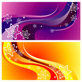 Curves abstract vector Stock Photography