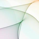 curves digital glowing Στοκ φωτογραφία με δικαίωμα ελεύθερης χρήσης