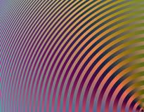 curves hypnotiskt Arkivfoton