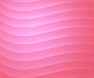 Curves on pink Stock Photos