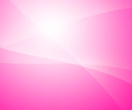 Curves on pink Stock Photo
