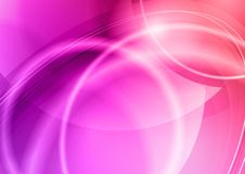 curves purple Arkivbilder