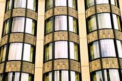 curves reflexioner royaltyfria foton