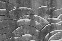 Curves Texture Royalty Free Stock Photo