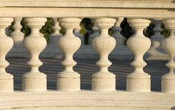 Curving Pillars 1 Stock Photos