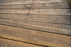 Curving Planks - Background royalty free stock photo