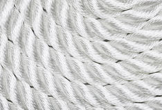 Curvy rope Royalty Free Stock Image