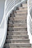 Curvy Steps Stock Photo