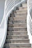 Curvy Steps Stock Photo