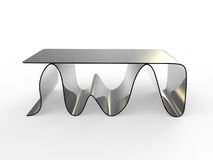 Curvy Table Stock Images