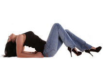 Curvy Woman Stock Images