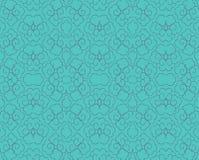 Curvypatroon vector illustratie