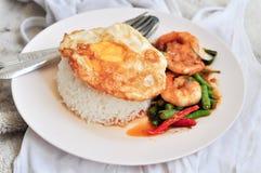 cury泰国的shirm 免版税库存图片