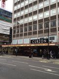 Curzon cinema Stock Image