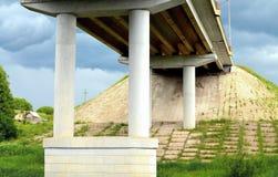 Cuscinetto del ponte Fotografie Stock Libere da Diritti