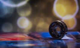 Cuscinetto a sfera Fotografie Stock