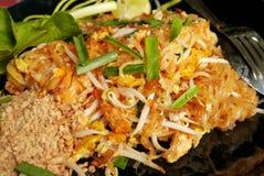 Cuscinetto tailandese dell'alimento tailandese Fotografie Stock Libere da Diritti