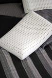 Cuscini del lattice Fotografia Stock Libera da Diritti