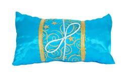 Cuscini della foglia di tè Immagine Stock