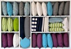 Cuscini e cuscini immagini stock libere da diritti