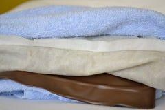 Cuscini heated del fieno Immagine Stock