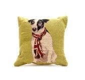 Cuscino del cane Immagine Stock