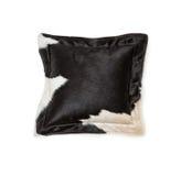 Cuscino della pelle bovina Fotografia Stock